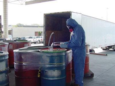 hazardous waste shipments to mexico
