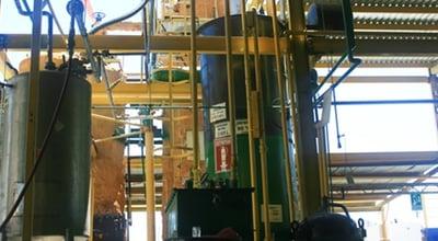 solvent distillation
