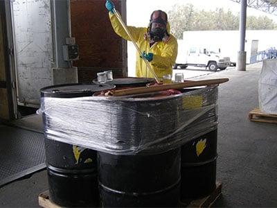 hazardous waste regulation in mexico