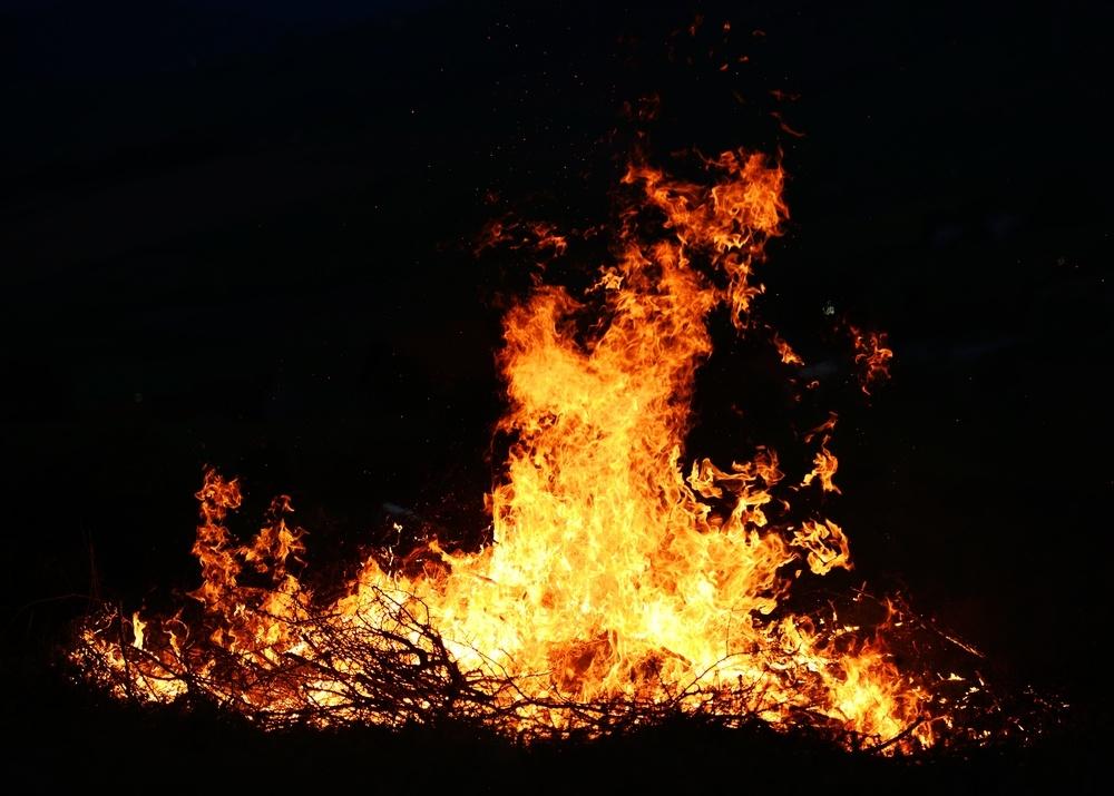 disposal of flammable liquids
