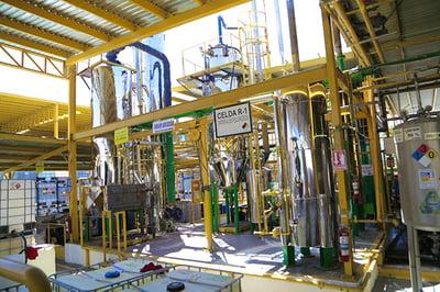 solvent-distillation